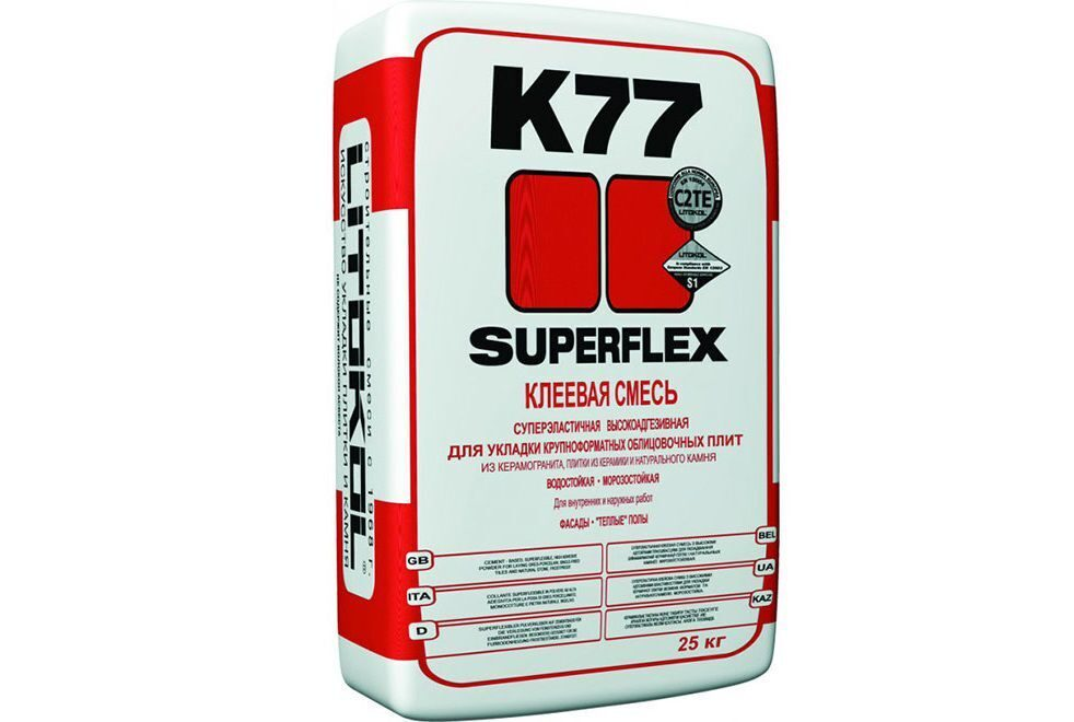 Клей SUPERFLEX K77